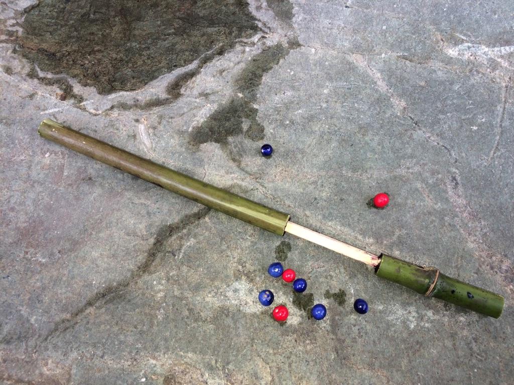 くす玉鉄砲の作り方:手づくりだからこそ伝わるもの