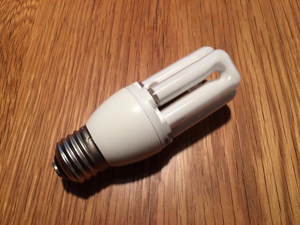 環境は変わる仕組みも変える:LED電球に変えて思ったこと