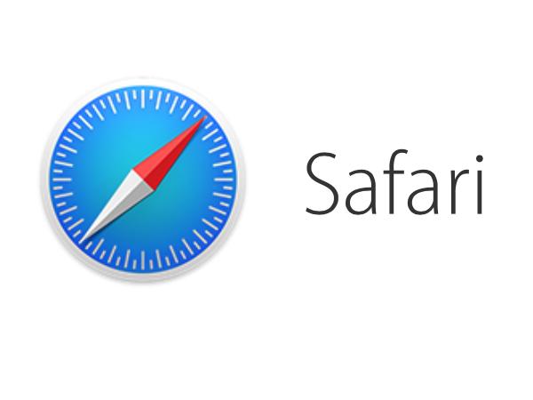 MacブラウザSafariの機能:Webサイトをタブバーに固定する