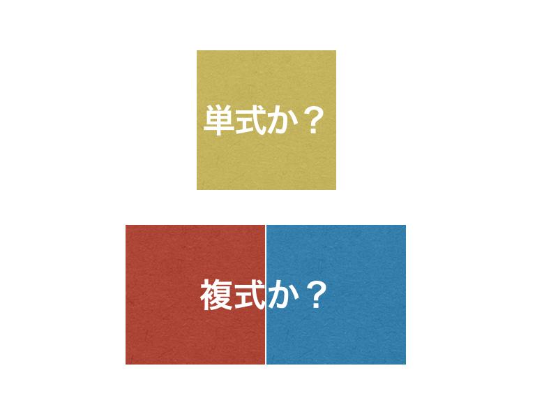 青色申告と白色申告の違い:複式簿記であることのメリット