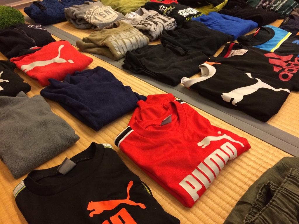 子供の服の衣替え:間違えて購入しないためのアイデア