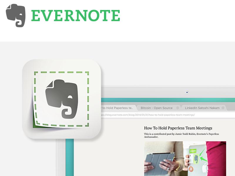 こうするとわかりやすい:Evernoteの月間アップロード容量のリセット