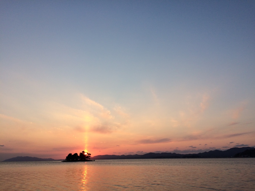 お城と湖と割子そば:これだけで必ず松江が好きになる