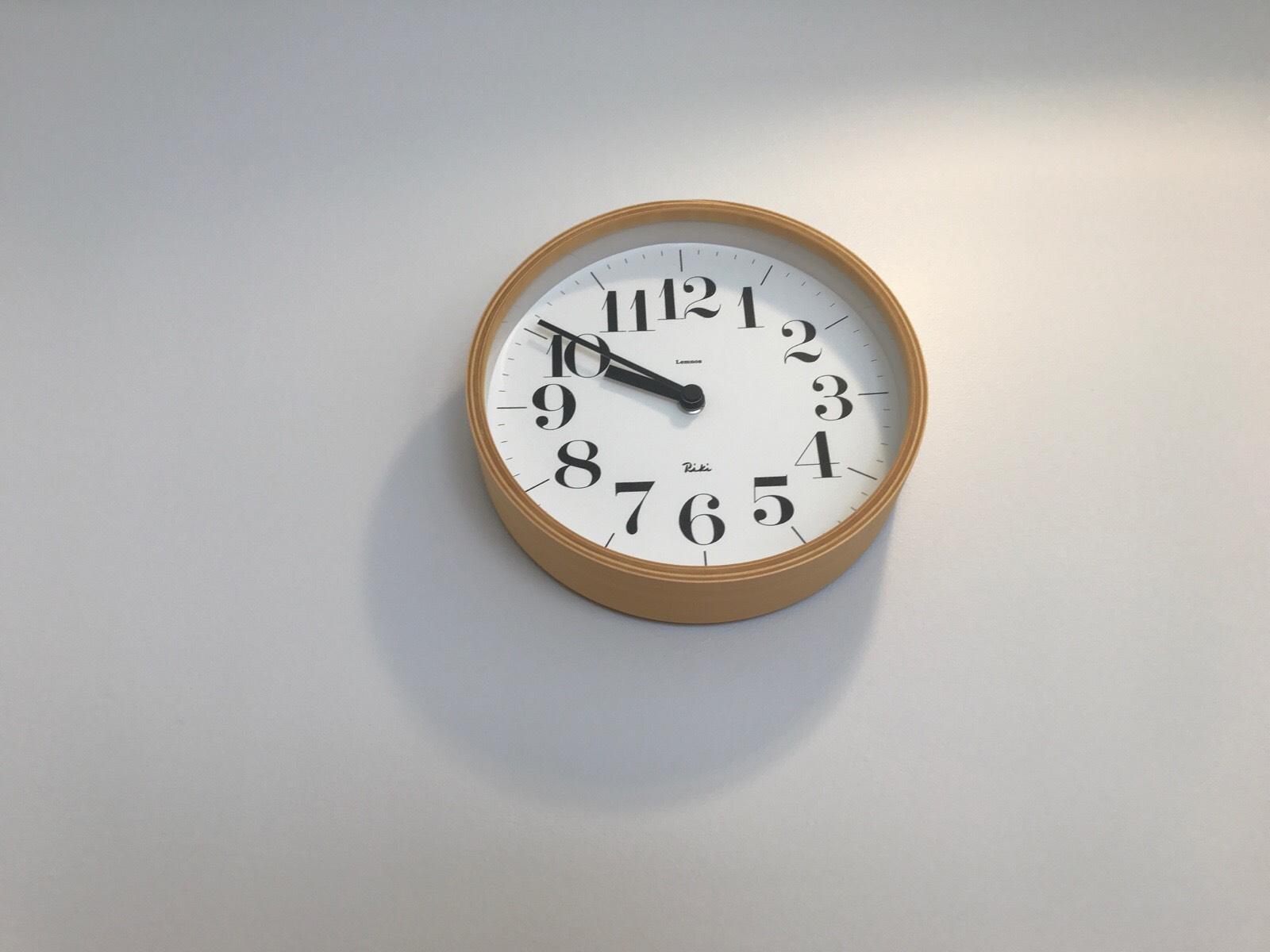待ち時間ほぼゼロ:時間は守るだけでサービスになる