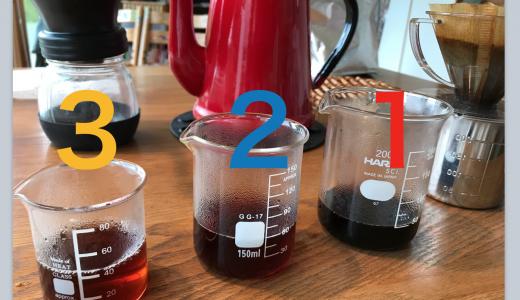サードの入り方によって違う:コーヒーの味わいが決まるポイントは?