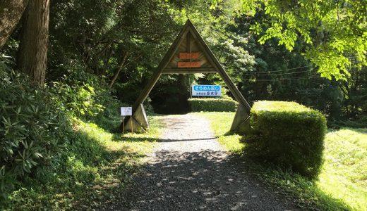 山乗渓谷不動滝:岡山県真庭市のおでかけスポット