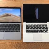 新MacBook Air13インチRetina:ファーストインプレッション